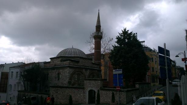 Near AyaSofya