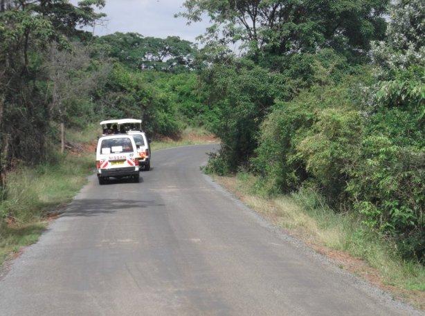 Nairobi National Park Game Ride