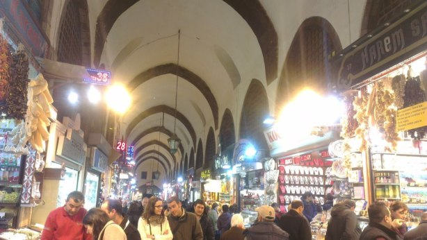 Spice Bazaar Istnabul