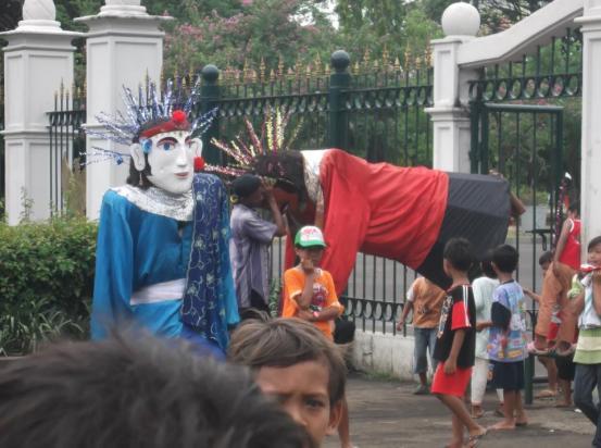 Big Mascots Jakarta Indonesia