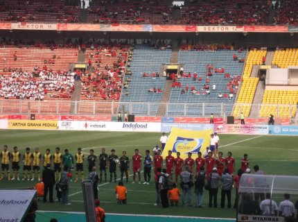 Myanmar Vs Malaysia