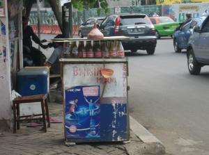 Petrol Shop Jakarta Indonesia