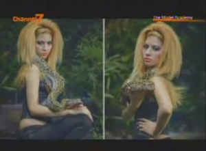 Myanmar Model Academy Reality TV Show