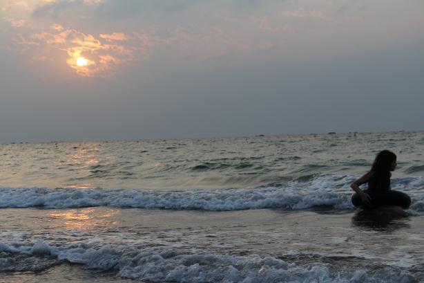 Ngwe Saung Beach Myanmar